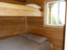 Hilda Hut bedroom