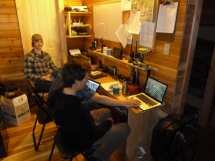 Hilda office