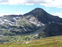 Hilda Peak from Lequereux
