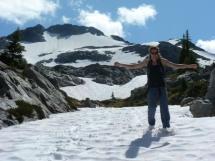 boot skiing Hilda
