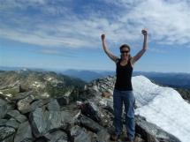 Summit of Hilda
