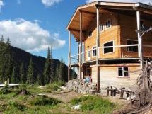 summer at Hilda Hut