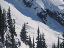 Hilda Hut ski touring lodge