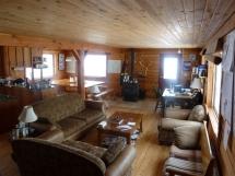 Valkyr Lodge common room