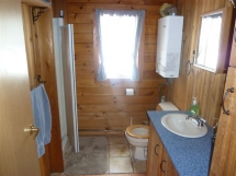 Valkyr Lodge bathroom