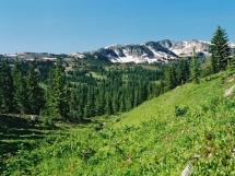 Valkyr hiking terrain