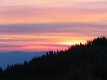 Stunner sunset