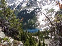 alpine tarn
