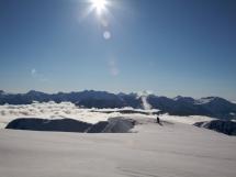 Atop Naumulten Mt.