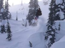 Stoney ski zone