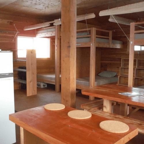 Lequereux Outpost Cabin